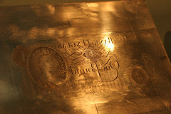 engraving metal