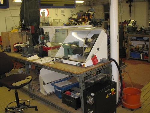 Denford CNC Lathe