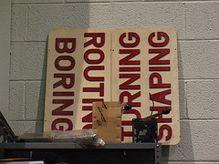 machining turning