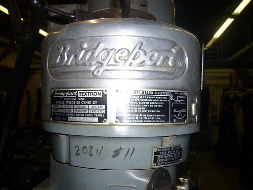 bridgeport milling