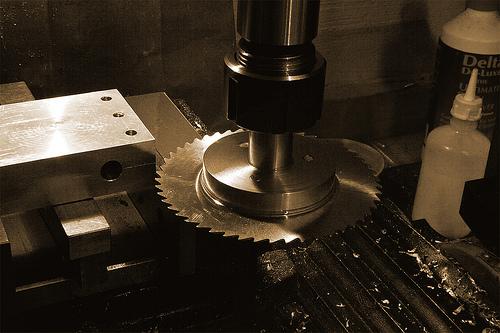 milling machining