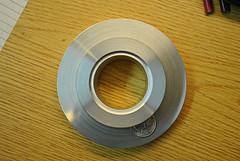 aluminium turning