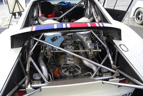engine turning