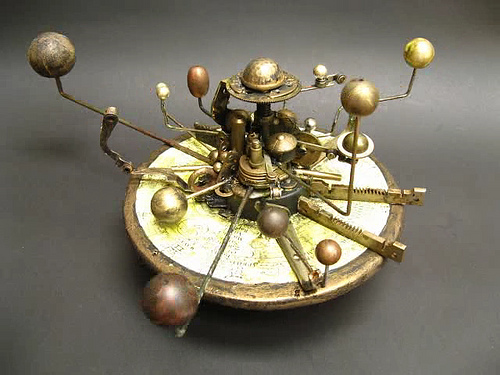 solar system orrery - photo #25