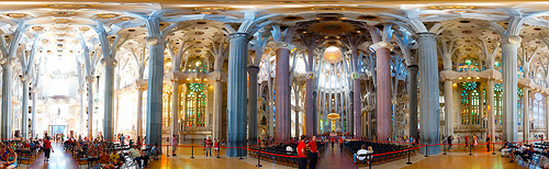 Sagrada Família, Gaudi, Barcelona