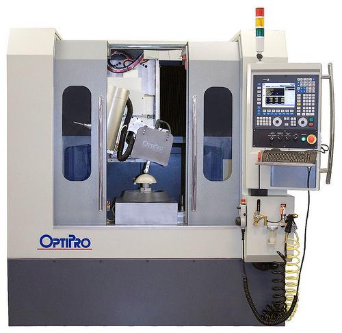 Optipro_5 axis optical grinding machine_FagorAutomation