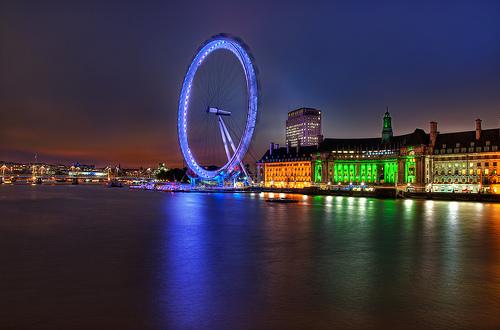 Can You Stop The Machine China – London Eye