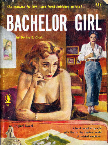 Bachelor Girl (1954) … How the Vibrator Came Out of the Closet — Mighty Intruder (June 1, 2012) …