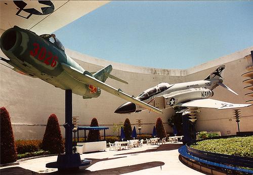 F4S MiG17 San Diego Aerospace Museum
