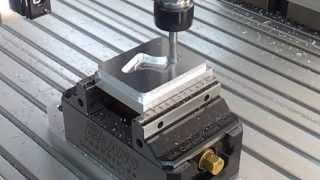 aluminum milling test