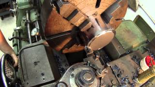 Machining Lathe Riser Feet Part 1