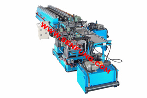 Shelves Roll Forming Machine